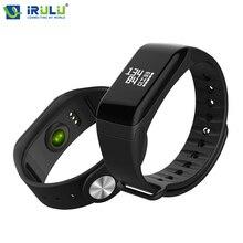 Оригинальный L8star R3 Смарт Браслет OLED Экран IP67 Водонепроницаемый Bluetooth Фитнес трекер сердечного ритма сна Мониторы Smart Band