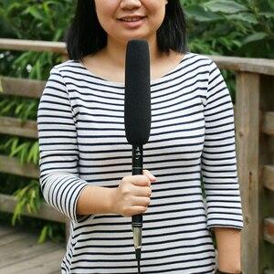 Image 5 - Ulanzi Arimic professionnel fusil de chasse entretien Microphone directionnel condensateur micro pour DSLR DV caméscopes caméra vidéo micro