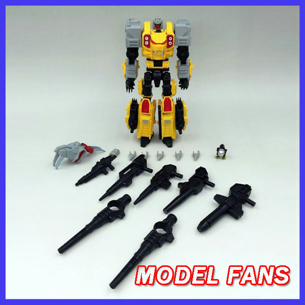 цена на MODEL FANS IN-STOCK neoart toys ko MMC Transformation robot Predaking uranus freeshipping