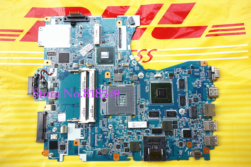 ФОТО NEW For Sony MBX-243 1P-0113J03-8011 HM65 GT540M notebook motherboard Tested oK before send