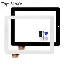 9.7 Pulgadas M977QG9 300-L4386C-A00 para Explay escuadrón 9.72 3G Pantalla Táctil de la Tableta Táctil Digitalizador del Sensor de Cristal de Reemplazo