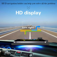 Car Hud Head Up Display Car Holder CellPhone Stander Universal for Mobile Cell Phone GPS Navigation