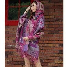 200cm * 80cm  Pregnant Women  Oversize Shawl Maternity wool cloak coat shawl female pregnant women цены