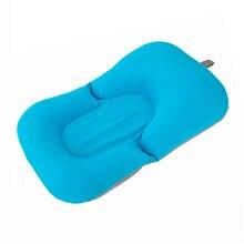 Высококачественный Противоскользящий детский коврик для купания детская Ванна Подушка для душа Нескользящая Безопасность мягкий детский коврик для Ванной сиденье для новорожденных
