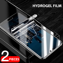 Full Cover Soft Hydrogel Protective Film For Huawei P20 Lite Screen Protector Honor 9 10 Not Glass