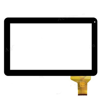 Black New 10.1 inch Tablet FPC-CY101038-00 A-6767A touch screen Touch panel Digitizer Glass Sensor replacement Free Shipping brand new 10 1 inch touch screen ace gg10 1b1 470 fpc black tablet pc digitizer sensor panel replacement free repair tools