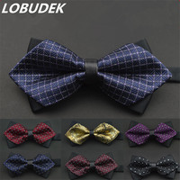 Bow Tie Men Male Female For Groom Prom Singer Dancer Performance Formal Place Party Nightclub Bar