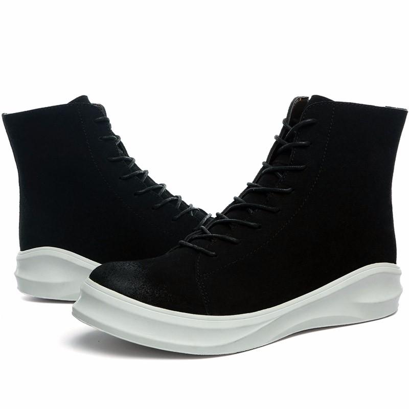 men footwear hot sale2016 shoes luxury brand espadrilles designer high top driving warm moccasins fur casual flats shoes for men (7)