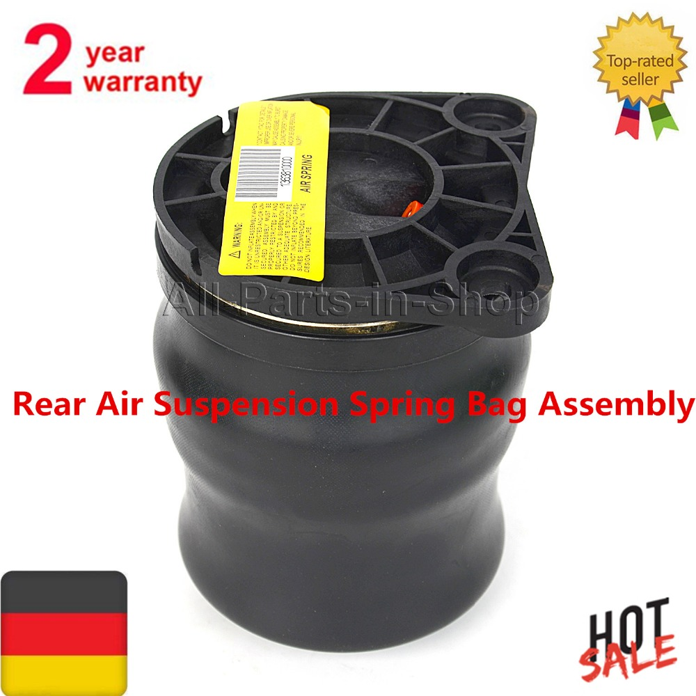 AP03 Rear Air Suspension Spring Assembly For Mercedes V Class + Vito Bus (W638) 1996 2003 6383280501 6383280601 6383280701