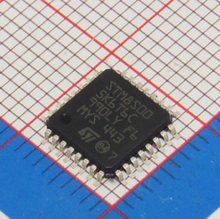 Фотография STM8S005K6T6C QFP32 STM8S005 original import chip quality super good--HYDD2