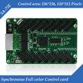 5A-75E Синхронный Полноцветный СВЕТОДИОДНЫЙ Дисплей Диск Получения Карты с 16 * HUB75 порт Поддержка Gigabit NIC