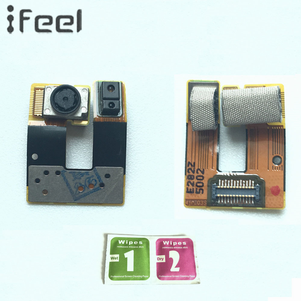 IFEEL New Front Facing Small Camera Module Flex Replacement Repair Assembly Parts For Nokia Lumia 830 With Free Shipping
