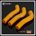 Motorcycle Silicone Radiator Coolant Reinforced Hoses Kit For KTM SXF 250 450 07-10 MX Enduro Dirt Bike Racing Offroad