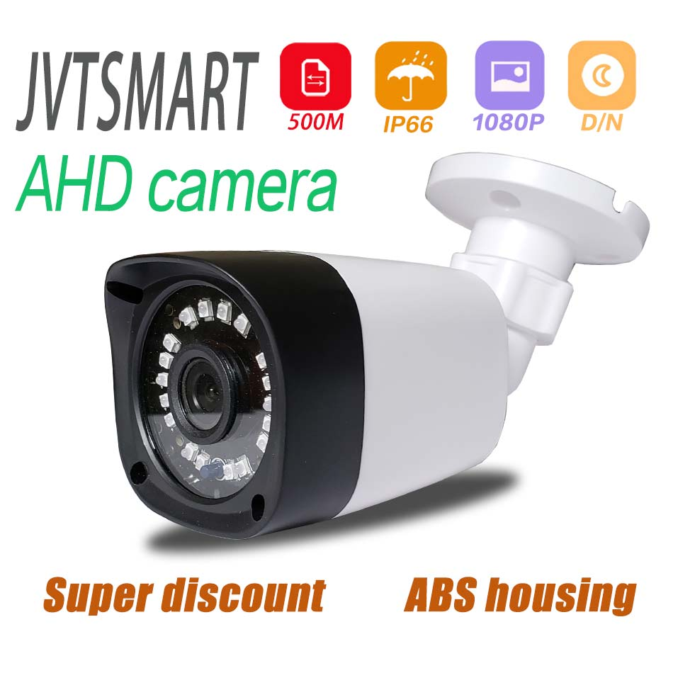 jvtsmart  AHD Analog Outdoor Bullet Camera High Definition Surveillance Infrared Camera 720P 1080p AHD CCTV Camera Securityjvtsmart  AHD Analog Outdoor Bullet Camera High Definition Surveillance Infrared Camera 720P 1080p AHD CCTV Camera Security