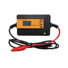 Free Shipping CLEN Intelligent Auto Pulse Battery Desulfator to Revive and Regenerate the Batteries for Lead Acid