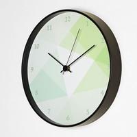 Simple Silent Metal Living Room Wall Clock Art Designer Wall Clocks Decorative Reloj Pared Watches Saat Household Goods 60A67