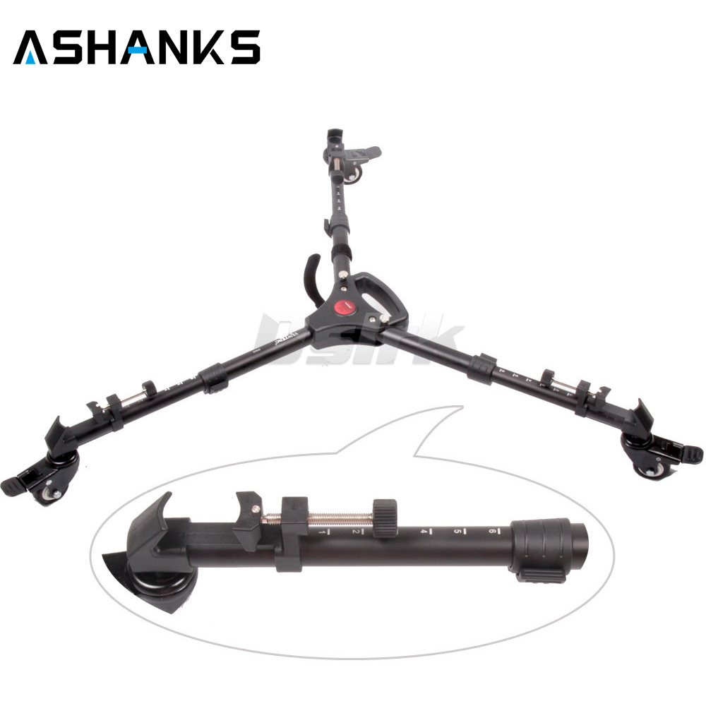 Yunteng Photography Heavy Duty Tripod Dolly with Wheels and Adjustable Leg Mounts for Canon Nikon Sony DSLR Camera Photo Video hot sale yt 900 professional foldable tripod dolly for photo video yt 900lighting lockable 3 wheels yunteng 900