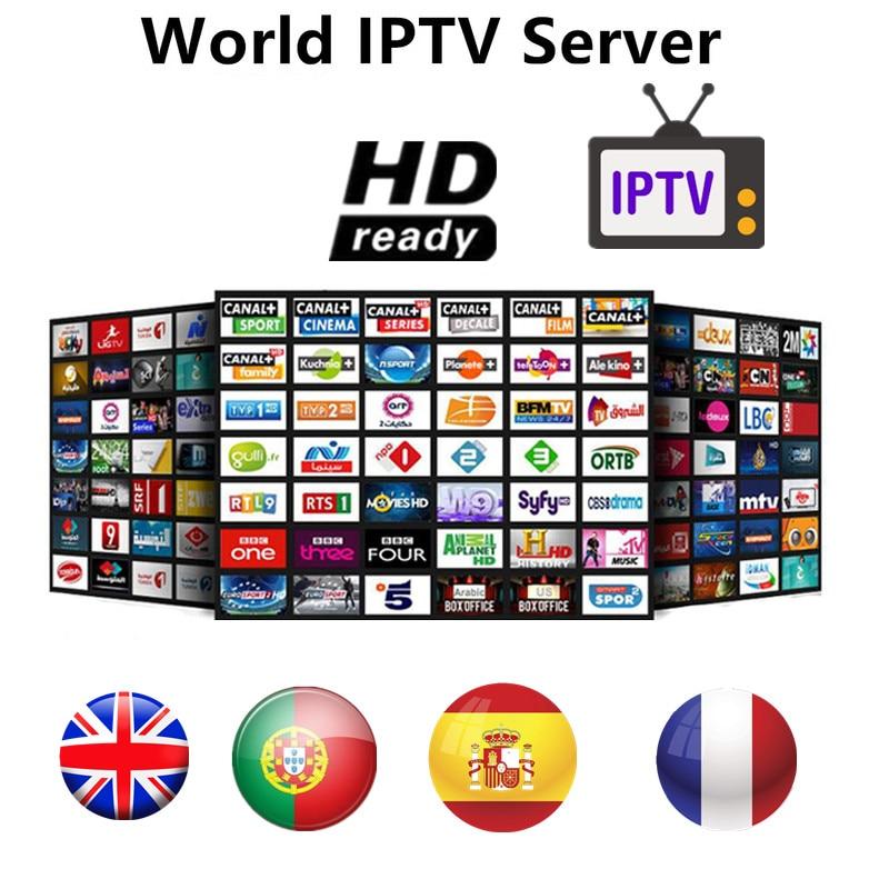 IPTV M3u Subscription Iptv UK German French Arabic Spanish Italy VOD Arabic Premium For Android Box Enigma2 Smart TV XXXX