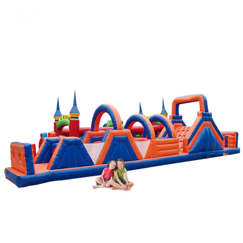 Inflatable Fun City Inflatable Playground Inflatable Sport Course en - Entretenimiento - foto 2