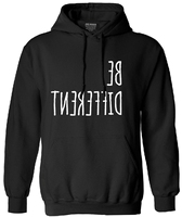 Be Different Unique Look Mens Fashion New 2016 Autumn Winter Hot Sale Brand Hoodies Male Harajuku