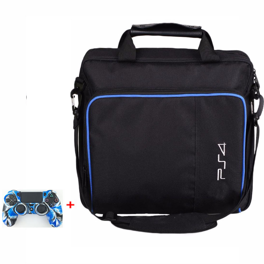 storage-protective-carry-bag-large-travel-case-for-ps4-host-console-for-sony-font-b-playstation-b-font-ps4-slim-pro-console