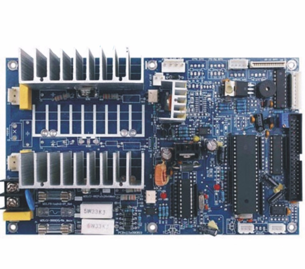 Crystaljet CJ-1000 Series Printer LCD Control Board printer control board motherboard for crystaljet cj6000 cj3000 heating panel three heater