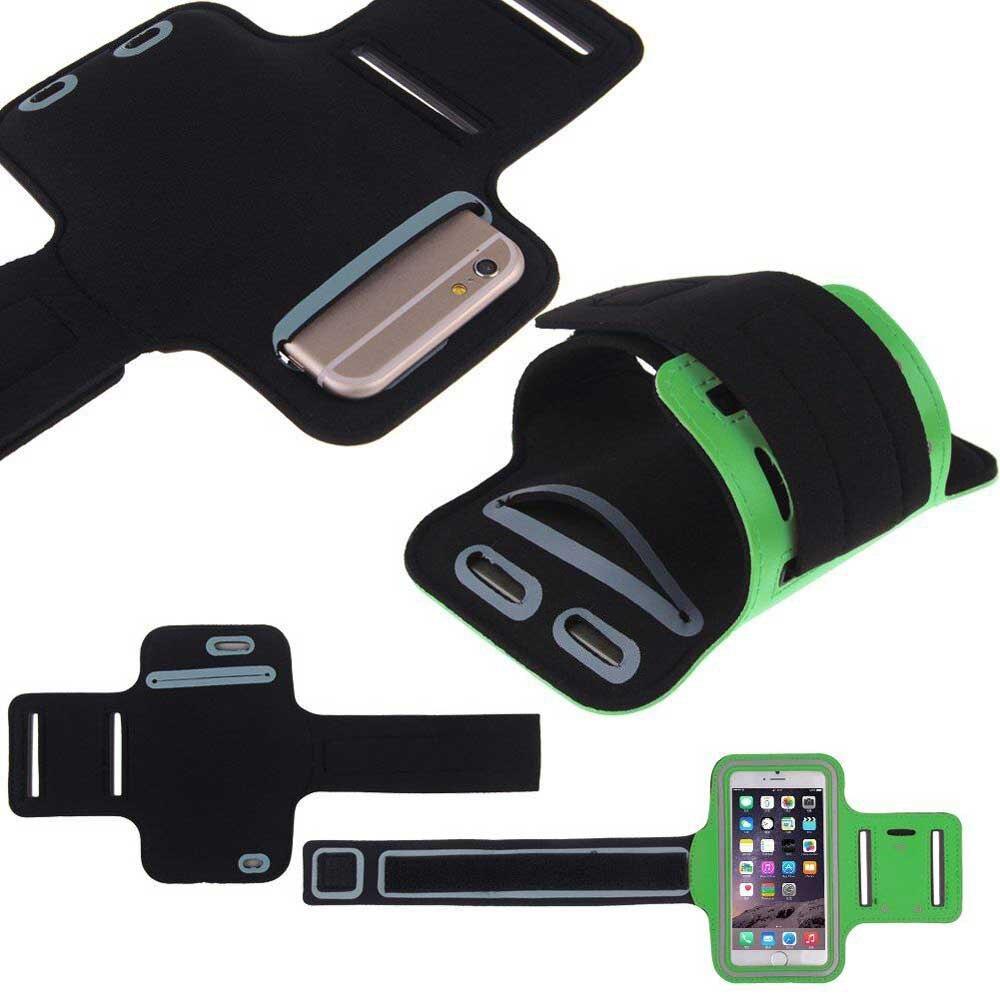 For Huawei Samsung Sport Arm Band Case Բջջային հեռախոս - Բջջային հեռախոսի պարագաներ և պահեստամասեր - Լուսանկար 4