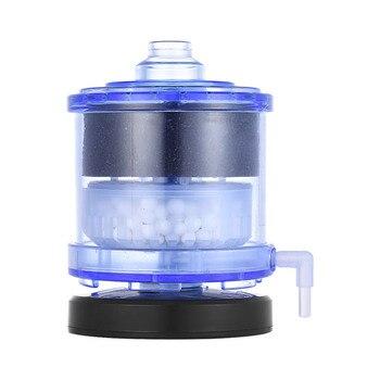 Aquarium Filter Biological Sponge Oxygen Air Stones Quartz Balls for Fry Shrimp Nano Anti Gas Lift Filter Fish Tank Accessories