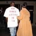 Kanye West New T Shirt NO MORE PARTIES IN LA T-shirts yeezy design tshirt with  Kardashian fashion men women Rap Hip Hop tee