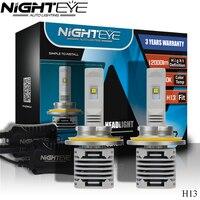 Nighteye H4 H7 LED Headlight HB2 9003 HB1 9004 HB3 9005 HB4 9006 HB5 H13 H3