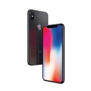 "Image 2 - Brand New Apple iPhone X 5.8"" OLED Super Retina Display 4G LTE FaceID 12MP Camera Bluetooth IOS 11 IP67 Waterproof"