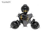 Таро ZYX T DZ 3 оси металлические Камера Gimbal стабилизатор автомобиль установлен PTZ TL3T03 для GOPRO HERO 3/3 +/ 4 Действие Спорт Cam аксессуары