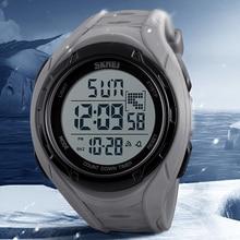 SKMEI Army Sports Watches Men 50M Waterproof Watch LED Back Light Digital Wristwatches Clock Male Relogio
