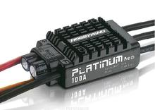 Original HobbyWing Platinum 50A 100A V3 Brushless Electronic Speed controller ESC for RC Drone