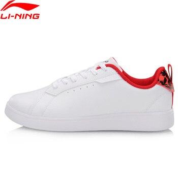 d432dd5e6010 Li-Ning/Мужская обувь в классическом стиле II; Легкая спортивная обувь с  подкладкой; кроссовки для фитнеса и отдыха; AGCP019 YXB294