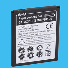 1PC Replacement Battery 1900mah For Samsung Galaxy S3mini High Quality