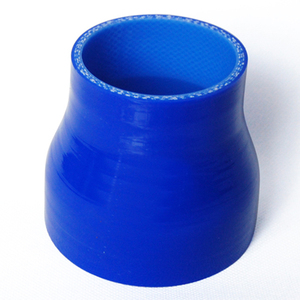 57- 63 mm Straight Reducer sil