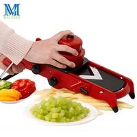 New Manual Vegetable Cutter Mandoline Slicer Potato Julienne Carrot Cheese Grater Fruit Vegetable Slicer Kitchen Tools