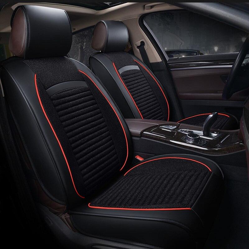Housse de siège Auto universelle couvre sièges Auto pour mercedes benz classe S w140 w221 GLK 350X204 GLC 300