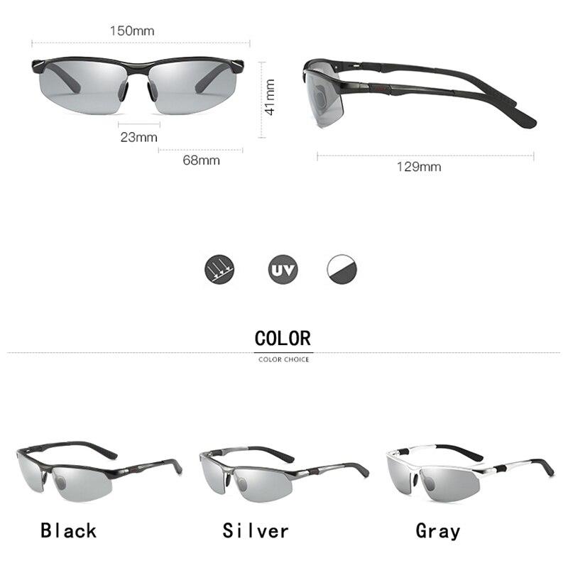 39f2456fe6 Las marcas de moda de gafas de sol polarizadas hombres clásico de alta  calidad gafas de