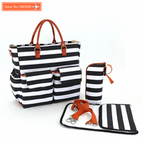 Heine Fashion Multifunctional Mummy Bag Shoulders Bulk Mother Package Package Package Out Of Maternal Pregnant FREE