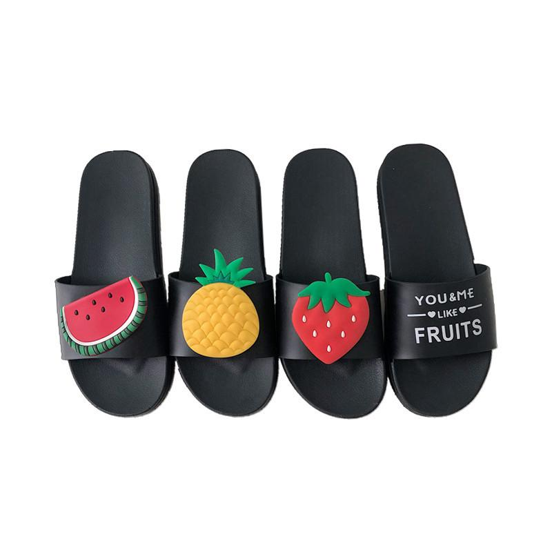Puimentiua Arrivel Women Slippers Summer Beach Flip Flops Home Slippers Fashion Lovely Female Casual Slip On Fruit Woman ShoesPuimentiua Arrivel Women Slippers Summer Beach Flip Flops Home Slippers Fashion Lovely Female Casual Slip On Fruit Woman Shoes