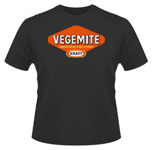 Mens T-Shirt, Vegemite Ideal Birthday Present or Gift New T Shirts Funny Tops Tee Unisex 2018 Newest Fashion