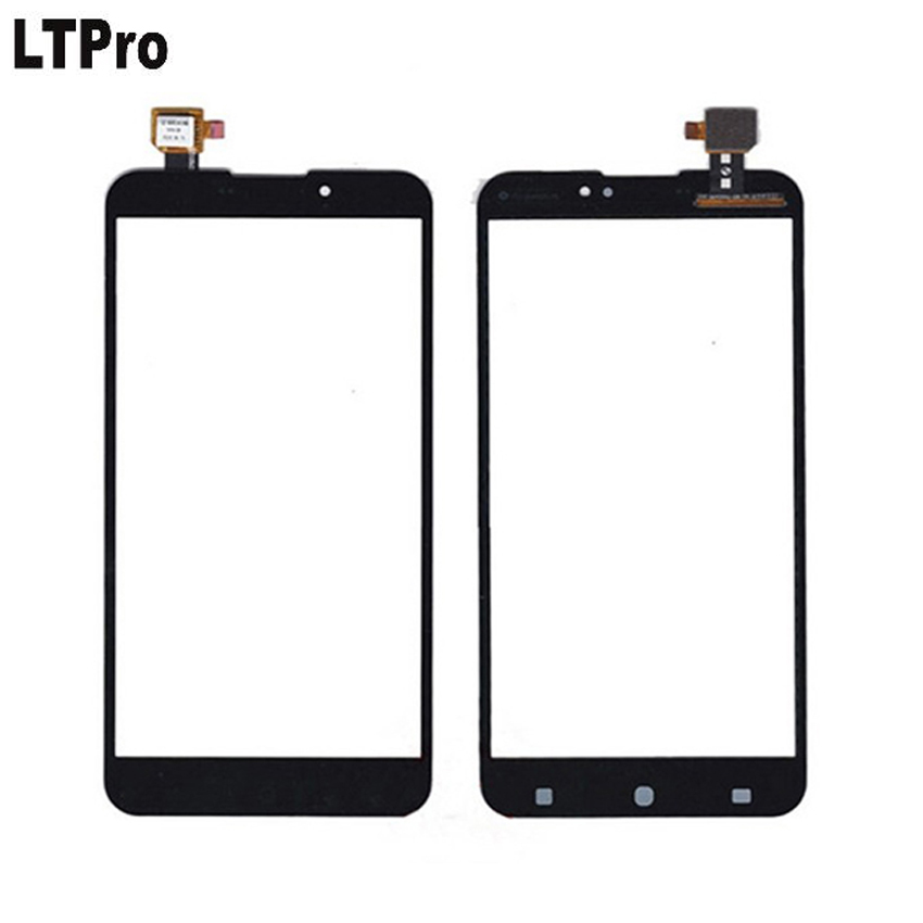 LTPro Best Quality Replacement Glass Panel Touch Screen Digitizer For Umi Cross C1 6.44inch Mobile Phone Sensor Replacement