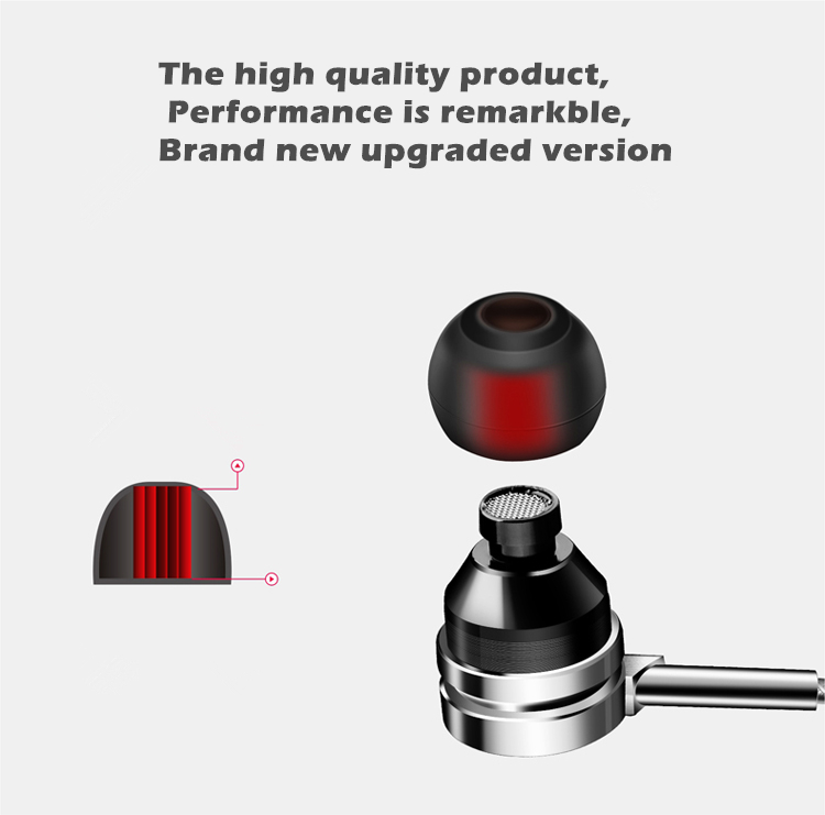 T3 TOP Sound Metal Earphone Earbuds Stereo Sound Music T3 TOP Sound Metal Earphone Earbuds Stereo Sound Music HTB1jtFZPpXXXXX4apXXq6xXFXXXD