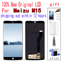 New LCD For Meizu M15 15 LITE Display Screen Touch Screen Digitizer Replacement Repair SpareParts