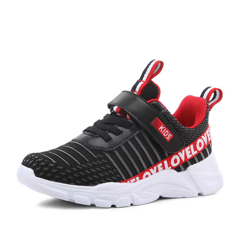 Kids Running Shoes For Boys Fashion Breathable Sport Sneakers Boys School Shoes Spring Big Children Shoes Size 28 38 in Sneakers from Mother Kids