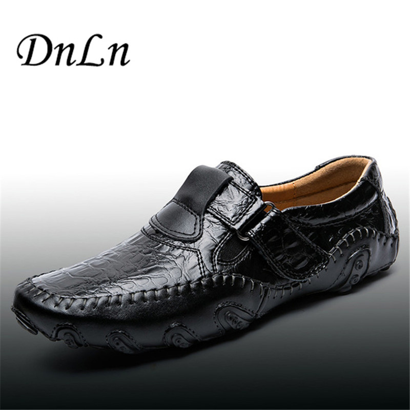 Handmade Men Flats Shoes Anti Slip Loafers Moccasins Genuine Leather Casual Driving Shoes,Soft And Massage Men Shoes D30 handmade genuine leather men s flats casual haap sun brand men loafers comfortable soft driving shoes slip on leather moccasins