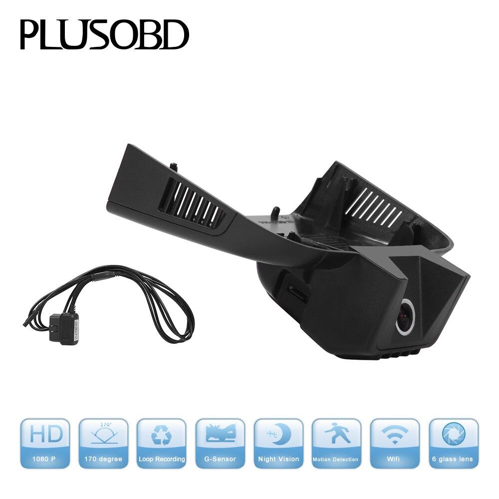 Hidden Car DVR for Benz W166 Wifi Camera Video Recorder Dash Cam Black Box Camcorder Full HD 1080P Loop Recording