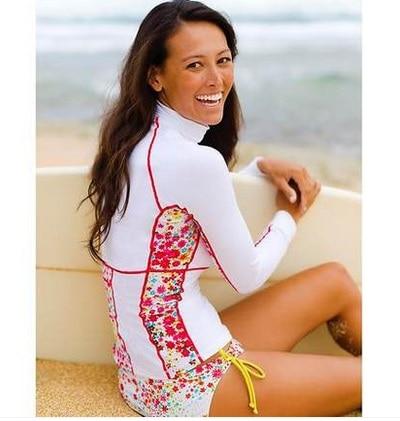 SBART ניו גלישה גלישה חליפה נשים שרוול - בגדי ספורט ואביזרים